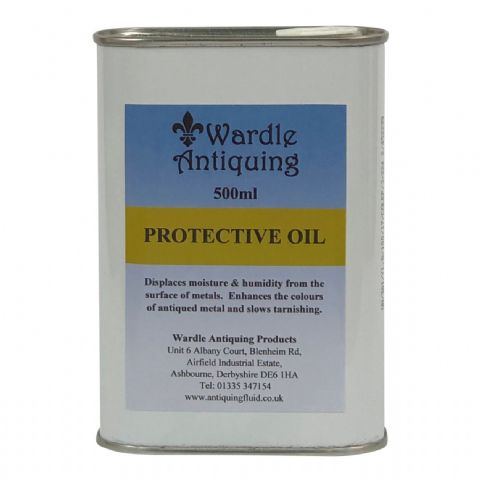 Protective Oil (Jade Oil) 500ml